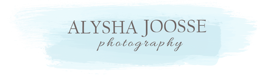 Alysha Joosse Photography logo